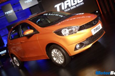 Tata Tiago Launched, Priced From Rs. 3.20 Lakhs [Live]