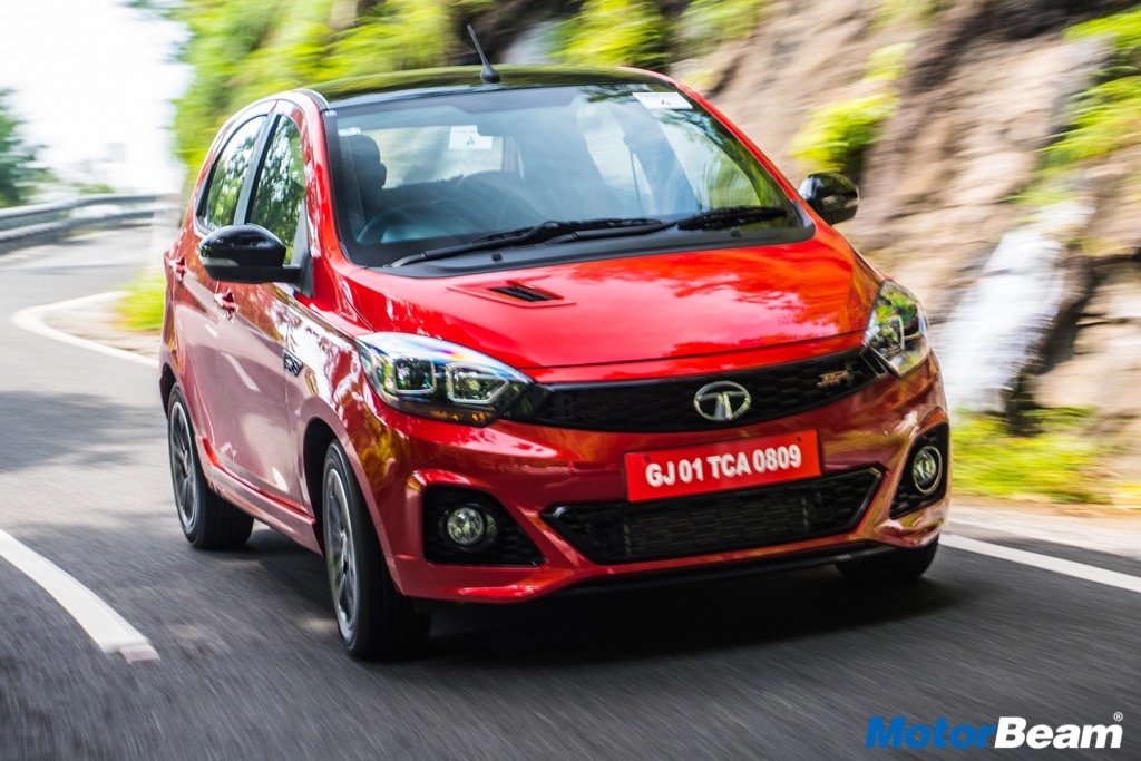 Tata Tiago JTP Review In Hindi