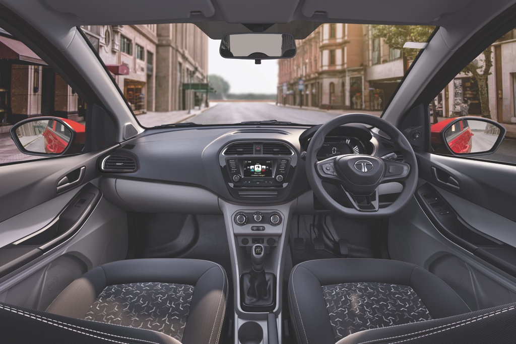Tata Tiago Limited Edition Interior