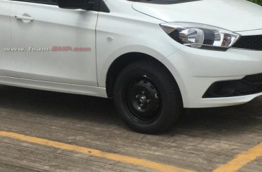Tata Tiago Limited Edition Spotted Ahead Of Launch