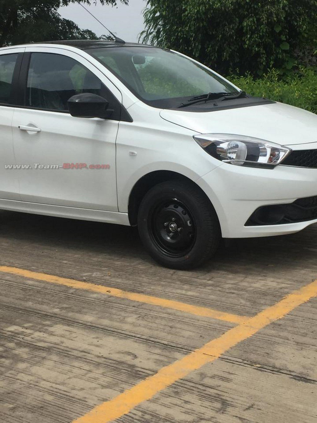 Tata Tiago Limited Edition Spotted