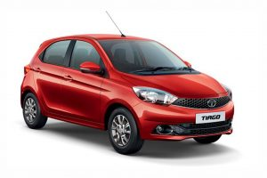 Tata Tiago Red