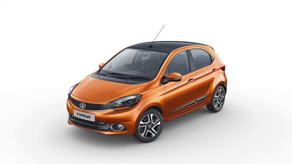 Tata Tiago XZ+ Launched