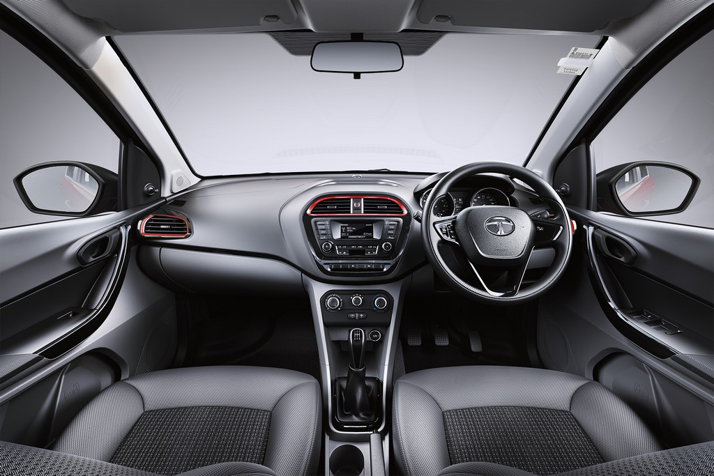 Tata Tigor BUZZ Interior