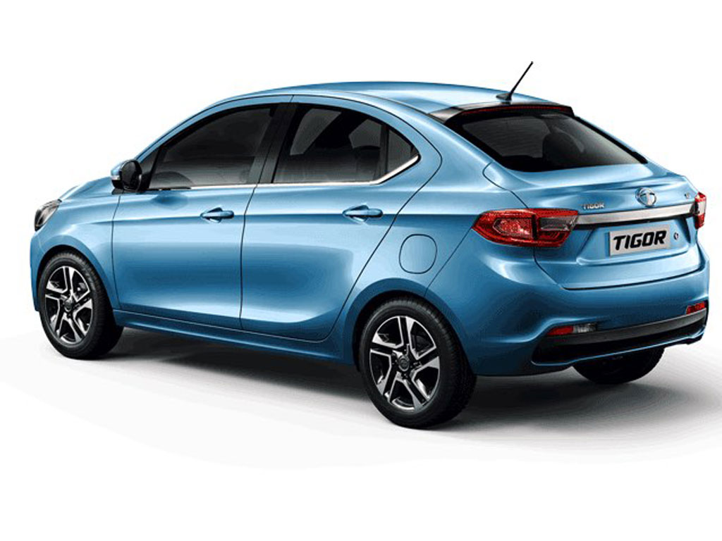 Tata Tigor Electric Likely To Be Available For Private Buyers