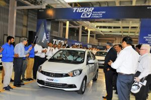 Tata Tigor EV First Batch