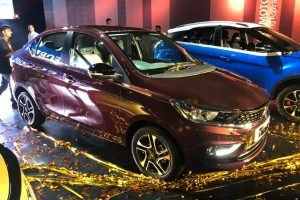 Tata Tigor Facelift Price