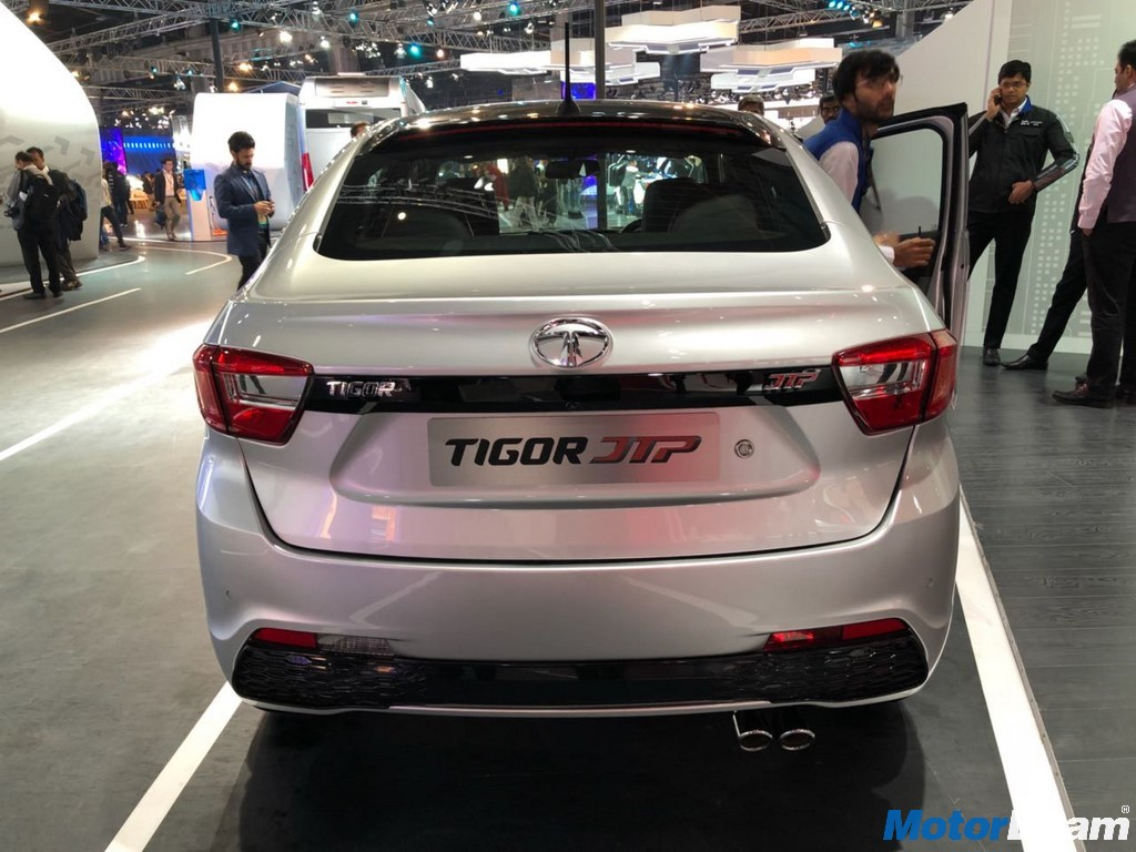 Tata Tigor JTP Specifications