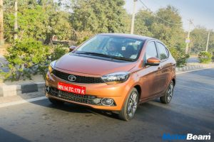 Tata Tigor Review Test Drive