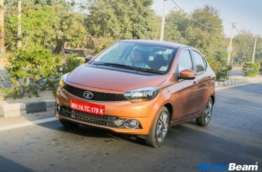 Tata Tigor Electric Vehicle Specifications Revealed