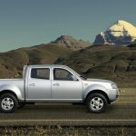 Tata Xenon 4x4 Pickup Side