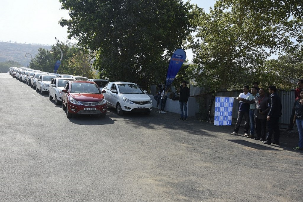 Tata Zest Enters Asia Book Of Records 1