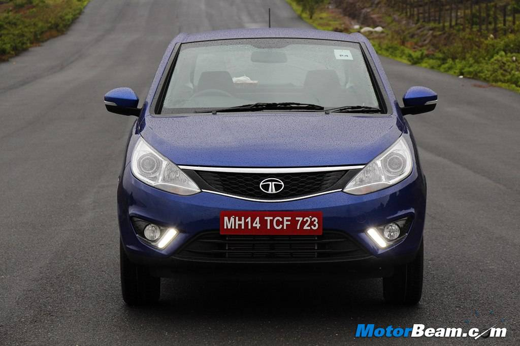 Tata Zest Front View
