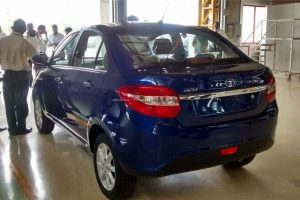 Tata Zest Sedan Production