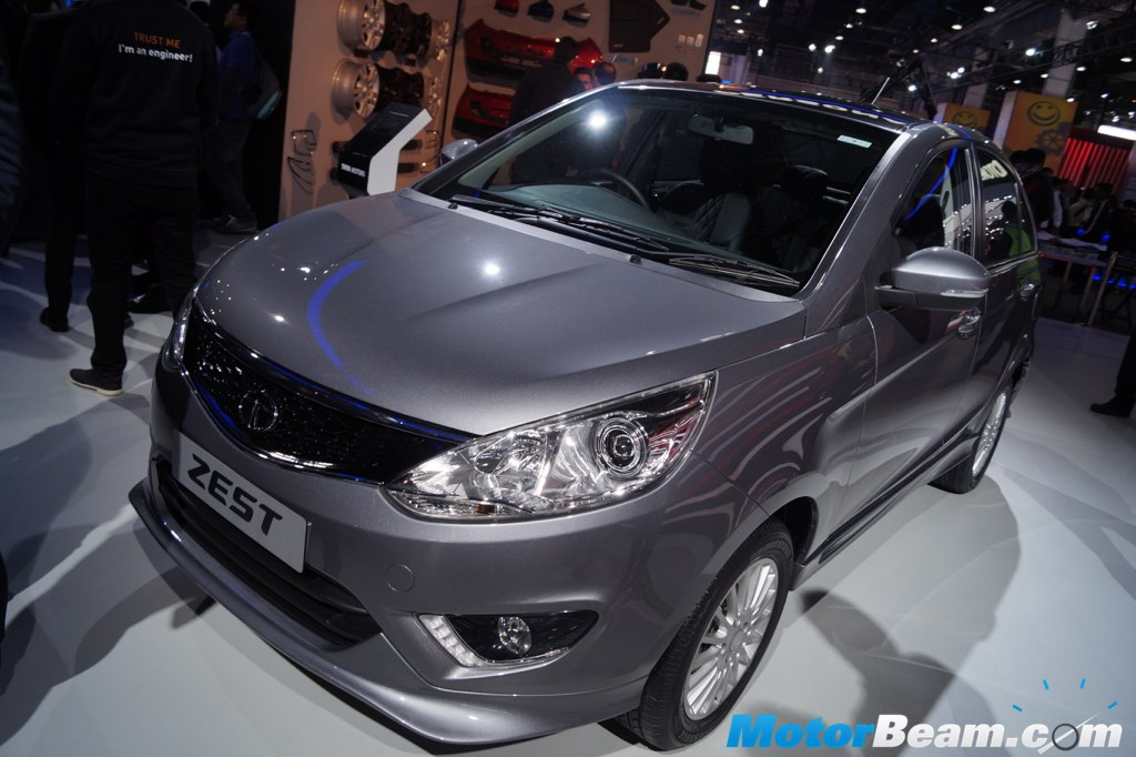Tata Zest Special Edition 1