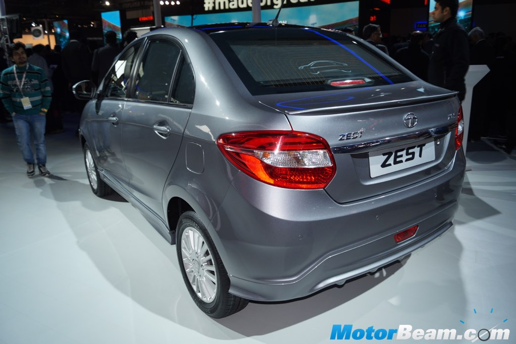 Tata Zest Special Edition 2