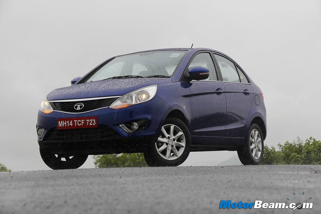 Tata Zest Test Drive Review