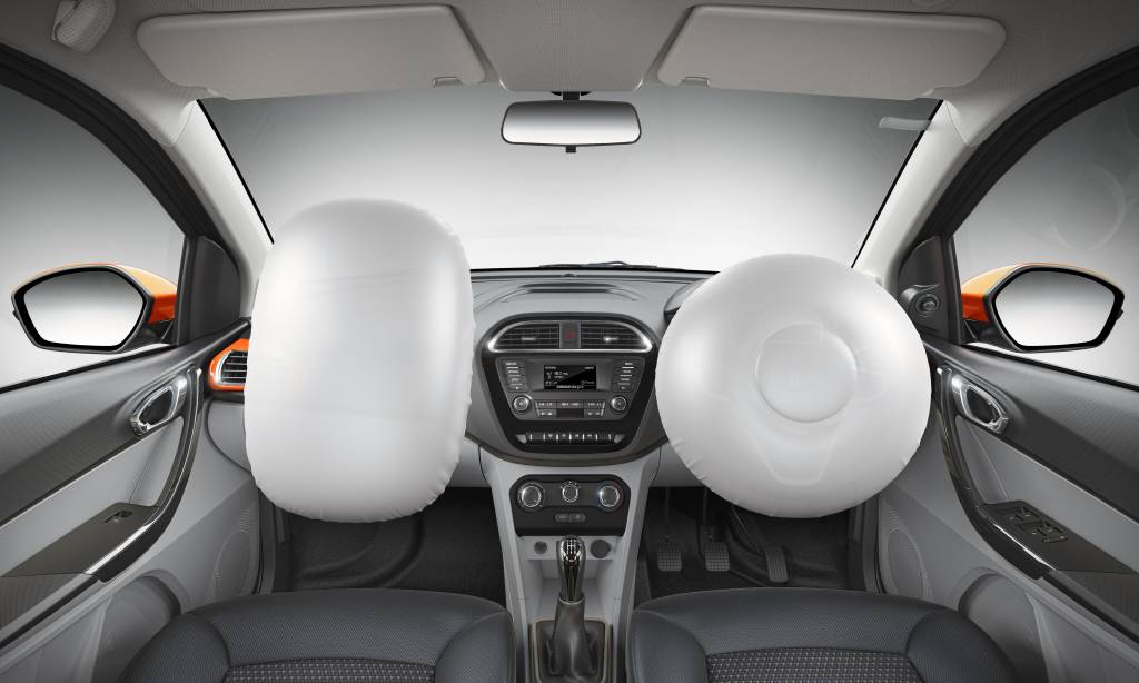 Tata Zica Front Airbags