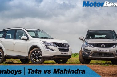 Tata vs Mahindra Fanboys