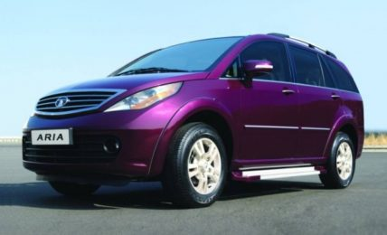 Tata Aria AT Concept
