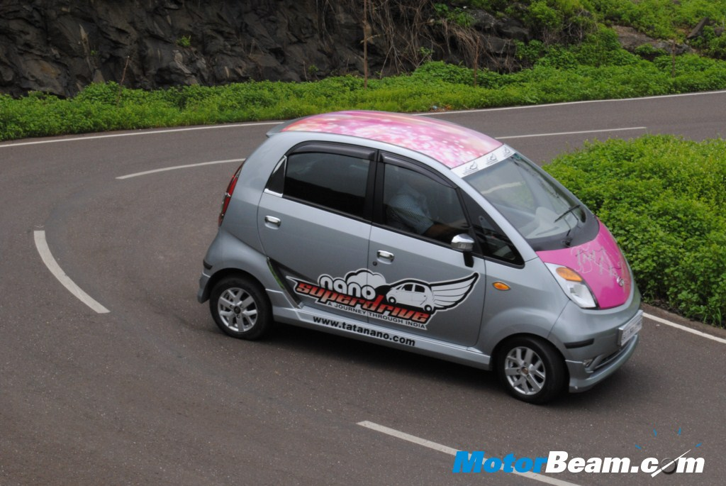 Tata Nano Performance