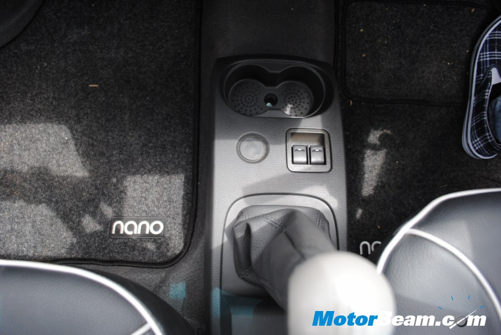 Tata Nano Power Window Switch
