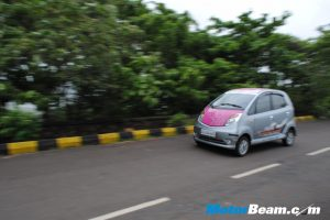 Tata Nano Speed