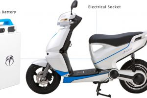 Terra Electric Scooter