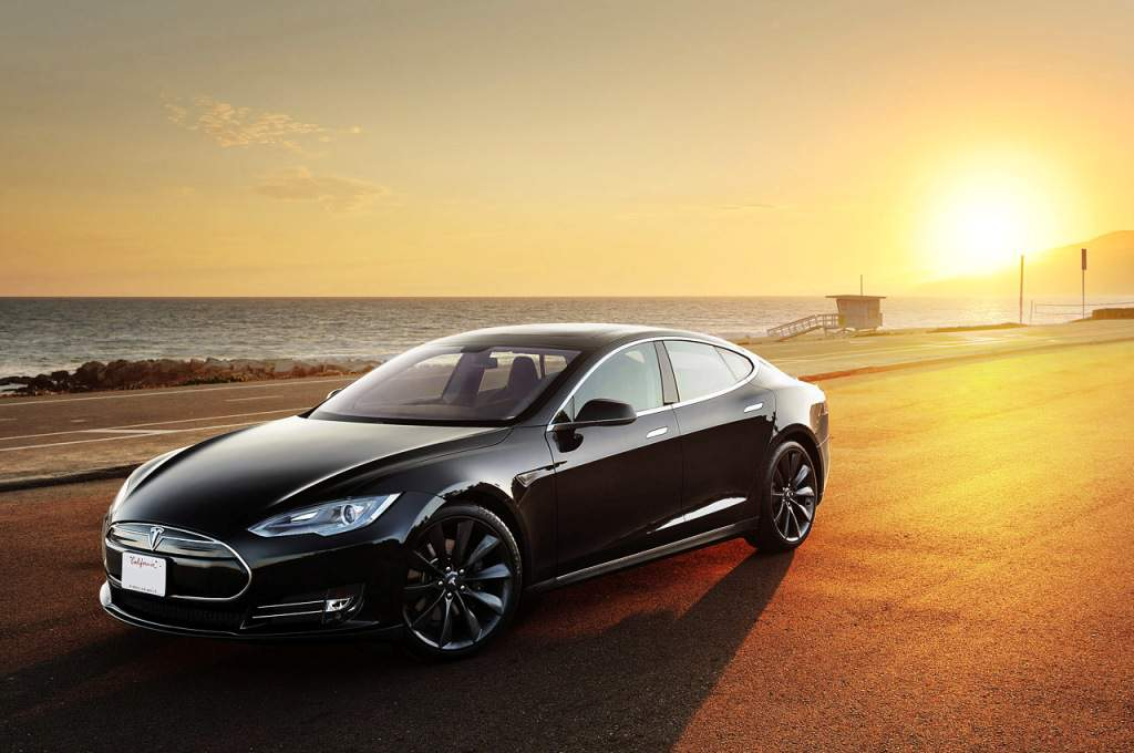 Tesla Model S Wallpaper