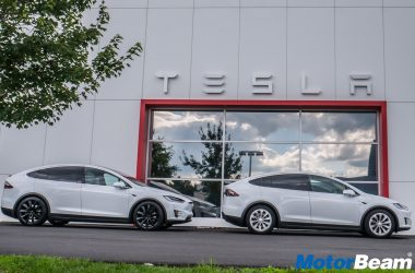 Tesla Model X P100D Image Gallery