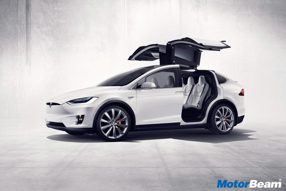 Tesla Model X Review Test Drive