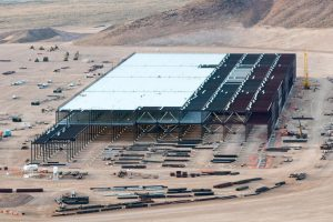 Tesla Motors Nevada GigaFacotry