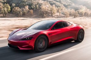 Tesla Roadster Unveiled, Does 0-100 Km/Hr In 1.9 Seconds