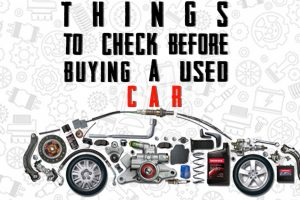 Things To Check While Buying Used Car