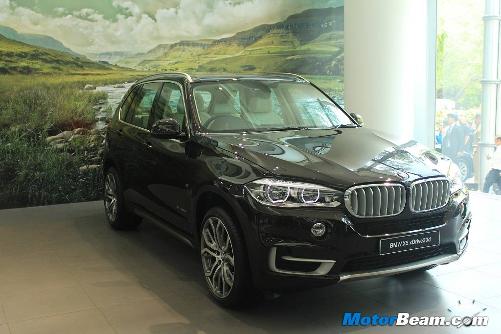 Third Gen BMW X5 Launch