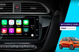 Tiago Apple CarPlay