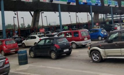 Toll Plaza Congestion