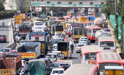 Toll Plaza Payment