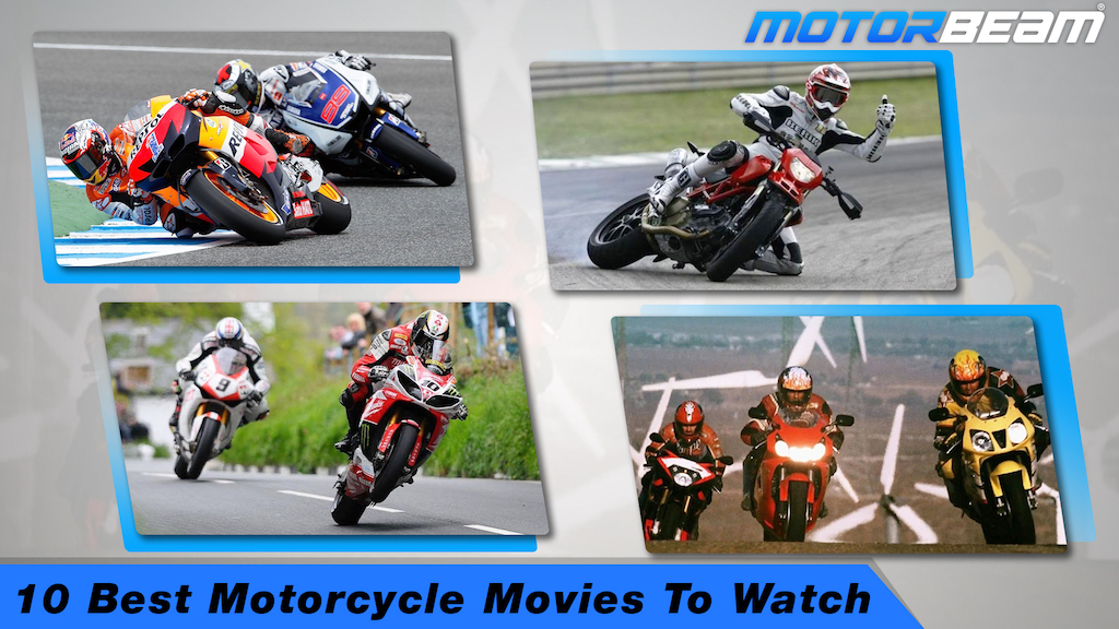 Top 10 Motorcycle Movies To Watch