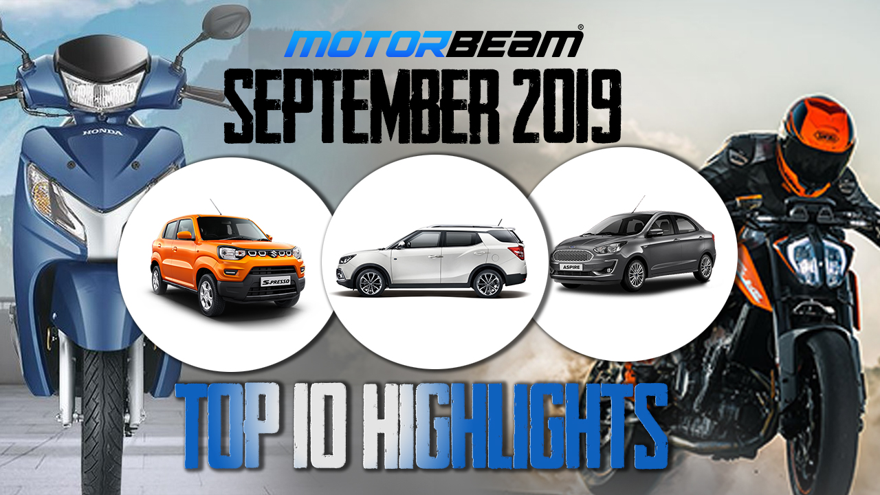 Top 10 September Highlights Thumbnail