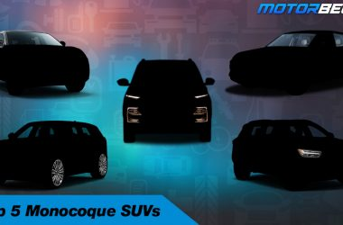 Top 5 Monocoque SUVs