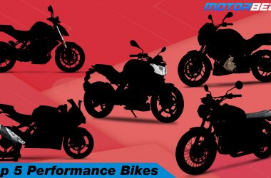 Top 5 Performance Bikes In India