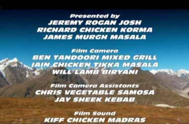 Top Gear India Special Credits