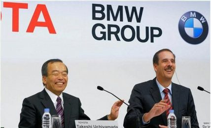 Toyota BMW partnership