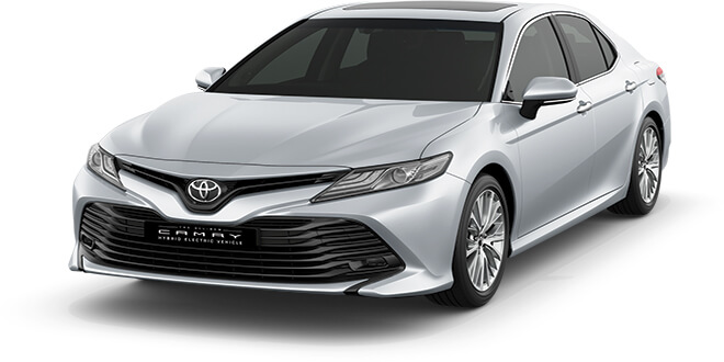Toyota Camry Silver