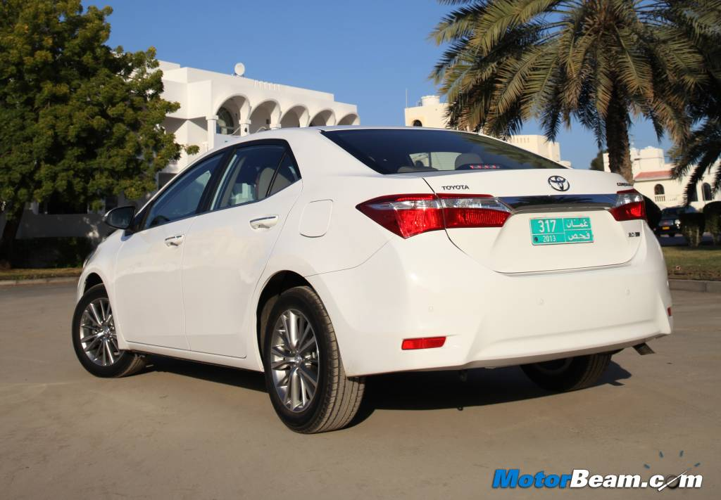 Toyota Corolla 2014 Review