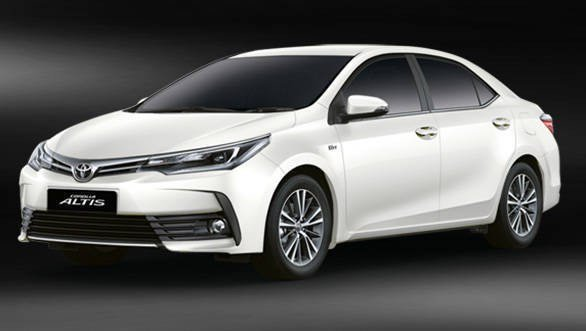Toyota Corolla Size >> Toyota Corolla Altis Price Review Mileage Features Specifications