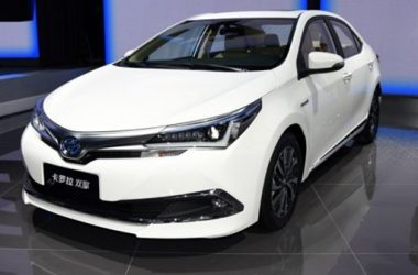 Toyota Is Going To Launch The Corolla Hybrid In India And It Will Be Locally Embled Ahead Of This Festive Season 2017 Gearing Up