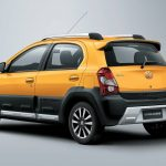 Toyota Etios Cross India