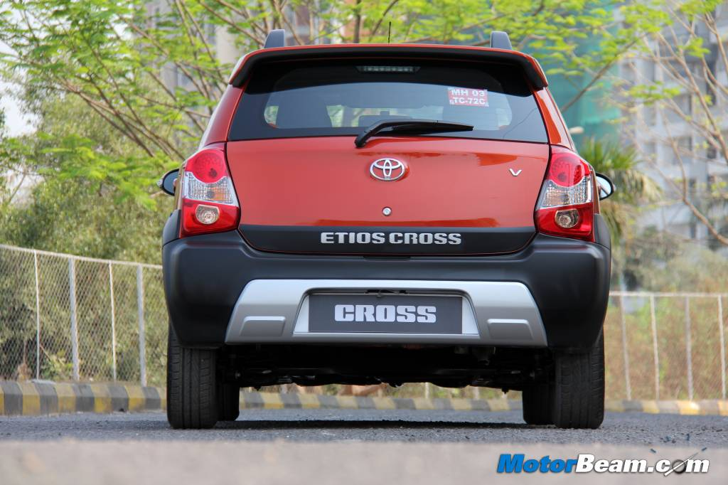 Toyota Etios Cross Review Test Drive